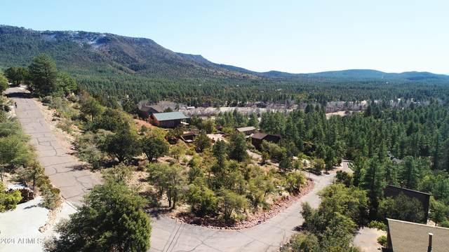 Lot 233 S Canyon Vista, Pine, AZ 85544 (MLS #6205507) :: Balboa Realty