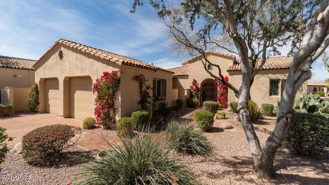 3044 S Amble Pass Pass, Gold Canyon, AZ 85118 (MLS #6205589) :: The Dobbins Team