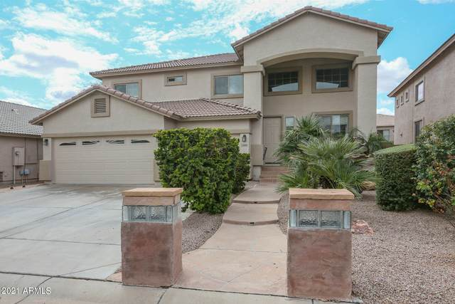 45089 W Horse Mesa Road, Maricopa, AZ 85139 (MLS #6205692) :: Yost Realty Group at RE/MAX Casa Grande