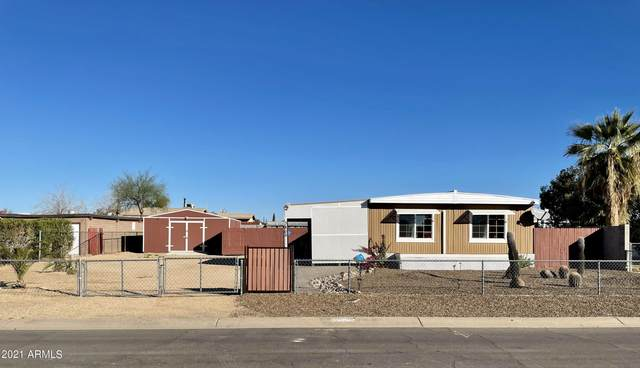 3808 W Ross Avenue, Glendale, AZ 85308 (MLS #6205708) :: The Daniel Montez Real Estate Group