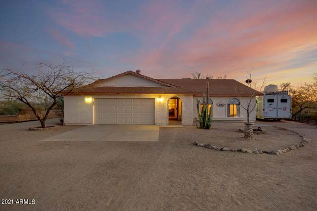 1899 W Frontier Street, Apache Junction, AZ 85120 (MLS #6205715) :: My Home Group