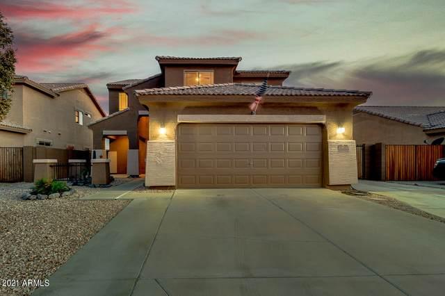 23855 W Adams Street, Buckeye, AZ 85396 (MLS #6205748) :: Yost Realty Group at RE/MAX Casa Grande
