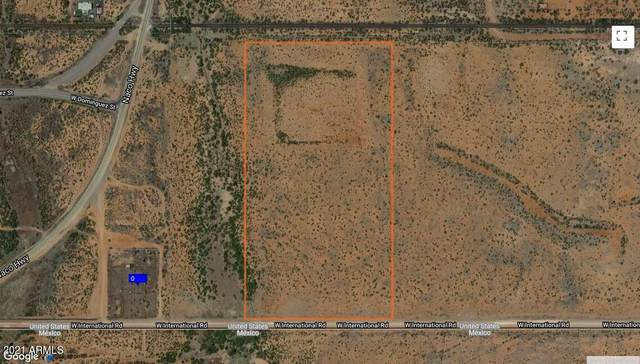 0000 None Assigned Street, Naco, AZ 85620 (MLS #6205763) :: Yost Realty Group at RE/MAX Casa Grande