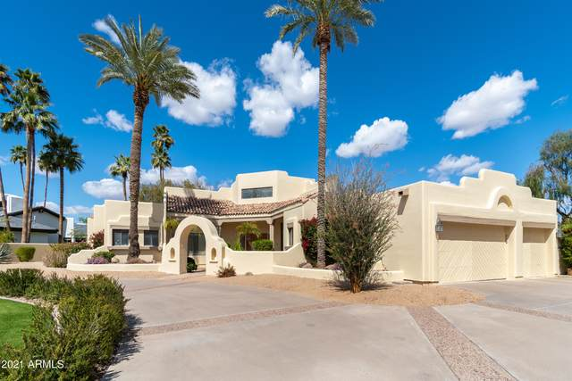 6014 E Via Los Caballos Road, Paradise Valley, AZ 85253 (MLS #6205831) :: Arizona Home Group