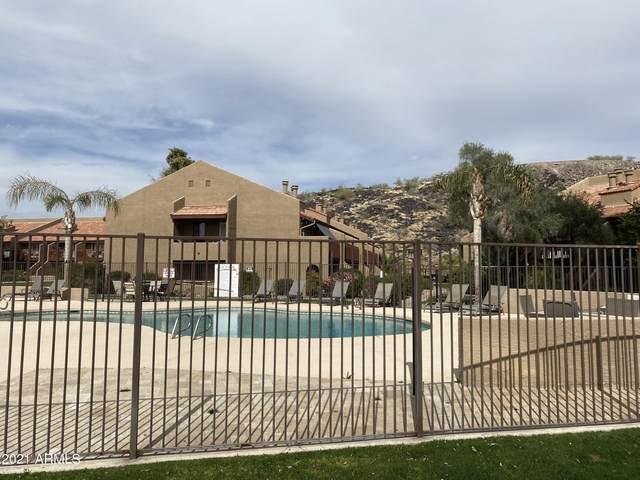 14203 N 19TH Avenue #2045, Phoenix, AZ 85023 (MLS #6205858) :: Devor Real Estate Associates