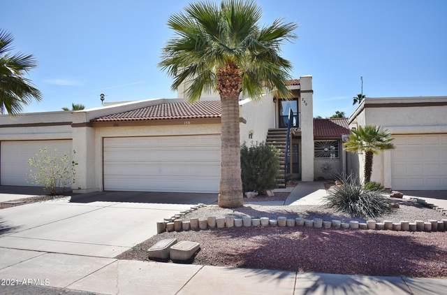 8815 W Avenida De Amigos Circle #250, Arizona City, AZ 85123 (MLS #6205911) :: The Property Partners at eXp Realty