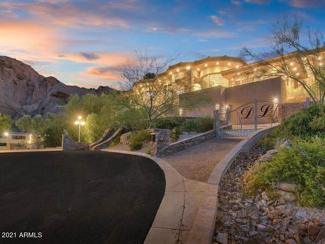5659 N Camelback Canyon Drive, Phoenix, AZ 85018 (MLS #6205961) :: Yost Realty Group at RE/MAX Casa Grande