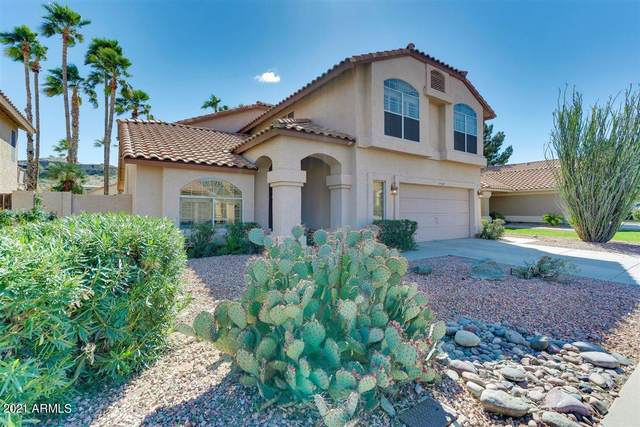 2145 E Cathedral Rock Drive, Phoenix, AZ 85048 (MLS #6205990) :: Yost Realty Group at RE/MAX Casa Grande