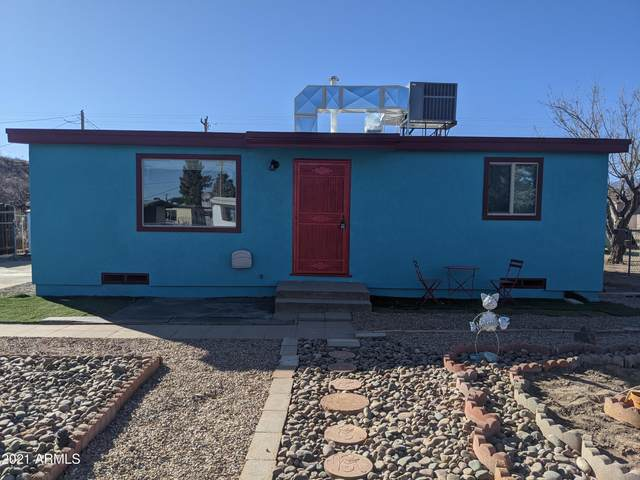 122 E Apache Street, Huachuca City, AZ 85616 (MLS #6206042) :: Yost Realty Group at RE/MAX Casa Grande