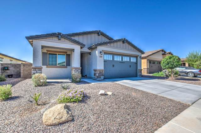 17163 W Diana Avenue, Waddell, AZ 85355 (MLS #6206097) :: Yost Realty Group at RE/MAX Casa Grande