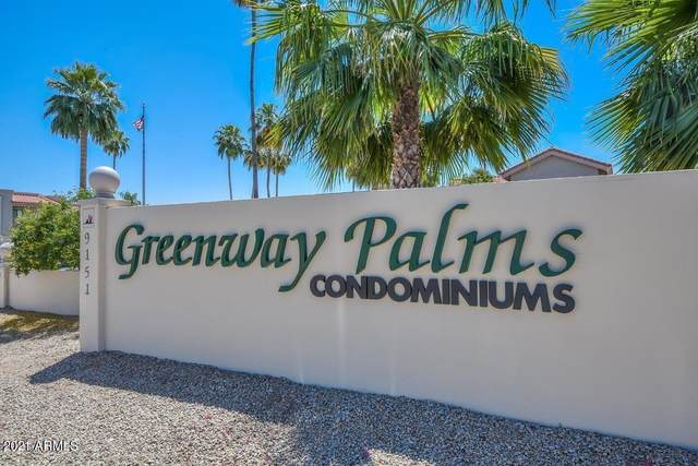 9151 W Greenway Road #213, Peoria, AZ 85381 (MLS #6206102) :: Long Realty West Valley