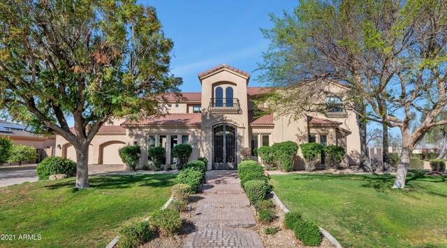 4922 N Greentree Drive W, Litchfield Park, AZ 85340 (MLS #6206105) :: The Garcia Group