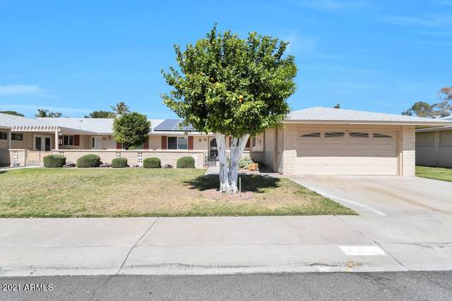 10112 W Mountain View Road, Sun City, AZ 85351 (MLS #6206125) :: Howe Realty