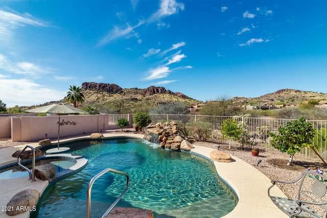 4334 S Strong Box Road, Gold Canyon, AZ 85118 (MLS #6206179) :: Yost Realty Group at RE/MAX Casa Grande