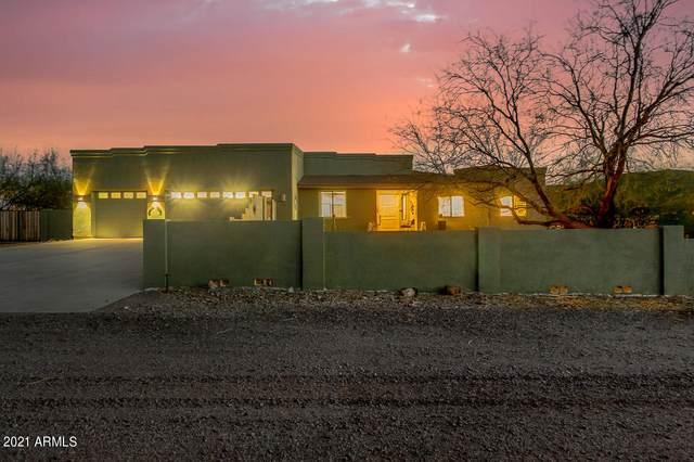 1423 E Blue Wash Road, New River, AZ 85087 (MLS #6206206) :: Yost Realty Group at RE/MAX Casa Grande