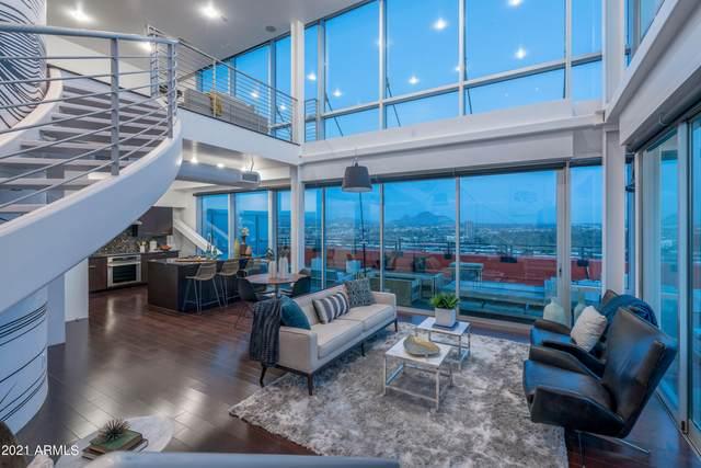 1 E Lexington Avenue #1602, Phoenix, AZ 85012 (#6206262) :: Luxury Group - Realty Executives Arizona Properties
