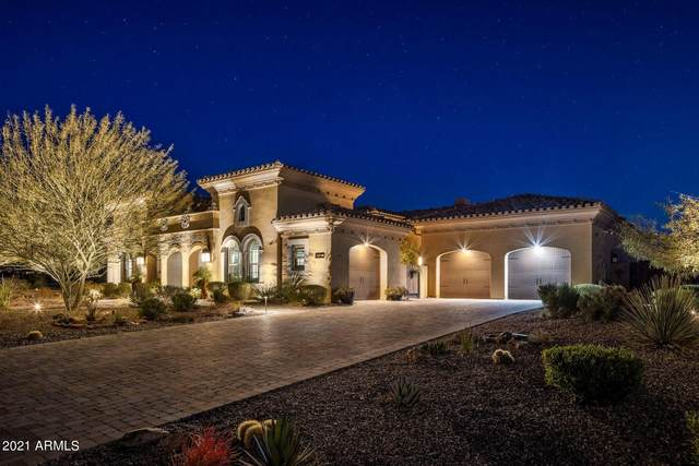 8567 E Old Paint Trail, Scottsdale, AZ 85266 (MLS #6206268) :: Yost Realty Group at RE/MAX Casa Grande