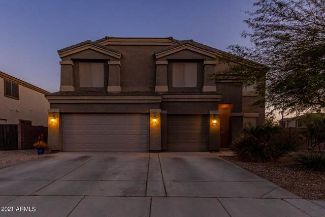 23103 W Kimberly Drive, Buckeye, AZ 85326 (MLS #6206272) :: Yost Realty Group at RE/MAX Casa Grande