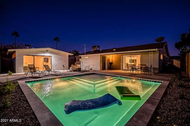 7026 E Loma Land Drive, Scottsdale, AZ 85257 (MLS #6206402) :: My Home Group