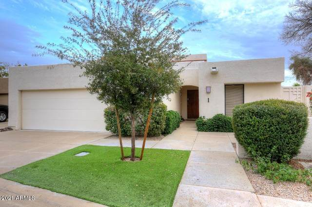 2626 E Arizona Biltmore Circle #1, Phoenix, AZ 85016 (MLS #6206411) :: My Home Group