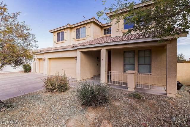 2516 W Saint Kateri Drive, Phoenix, AZ 85041 (MLS #6206432) :: Yost Realty Group at RE/MAX Casa Grande