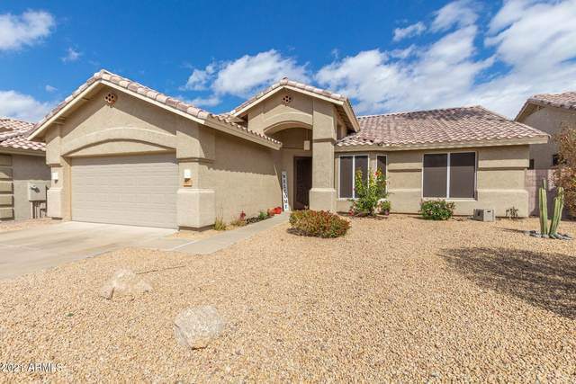 4116 W Monona Drive, Glendale, AZ 85308 (MLS #6206470) :: The Carin Nguyen Team