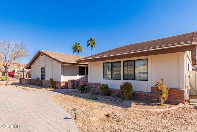 12801 W Pasadena Avenue, Litchfield Park, AZ 85340 (MLS #6206476) :: Yost Realty Group at RE/MAX Casa Grande