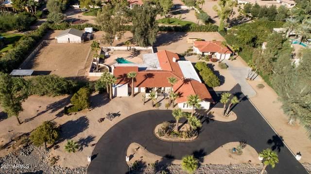 5008 E Horseshoe Road, Paradise Valley, AZ 85253 (MLS #6206497) :: Keller Williams Realty Phoenix