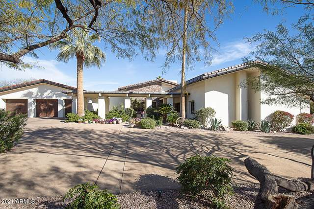 6105 N Palo Cristi Road, Paradise Valley, AZ 85253 (MLS #6206553) :: Yost Realty Group at RE/MAX Casa Grande
