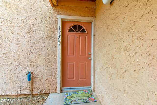 7550 N 12TH Street #135, Phoenix, AZ 85020 (MLS #6206602) :: The Garcia Group