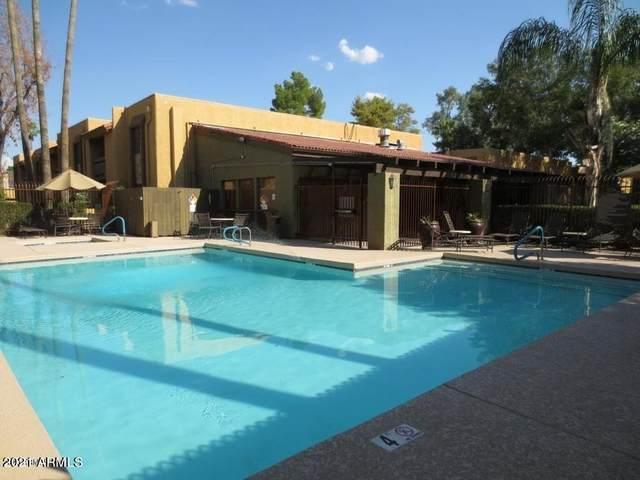 8500 E Indian School Road #125, Scottsdale, AZ 85251 (MLS #6206632) :: The Daniel Montez Real Estate Group