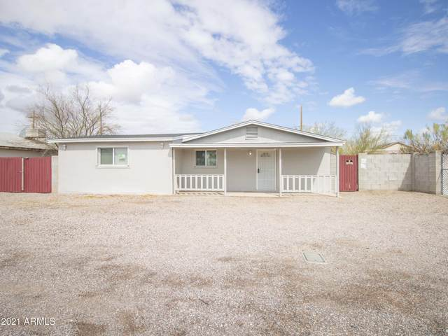 870 W Taylor Avenue, Coolidge, AZ 85128 (MLS #6206653) :: Yost Realty Group at RE/MAX Casa Grande