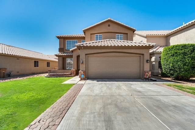 7319 W Emile Zola Avenue, Peoria, AZ 85381 (MLS #6206729) :: Yost Realty Group at RE/MAX Casa Grande