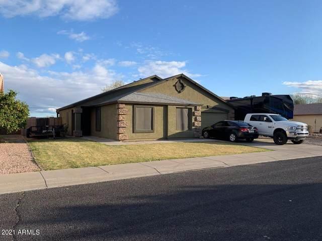 417 E Ashley Way, Florence, AZ 85132 (MLS #6206779) :: Yost Realty Group at RE/MAX Casa Grande