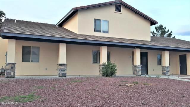 1880 Sunview Way, Sierra Vista, AZ 85635 (MLS #6206792) :: Yost Realty Group at RE/MAX Casa Grande
