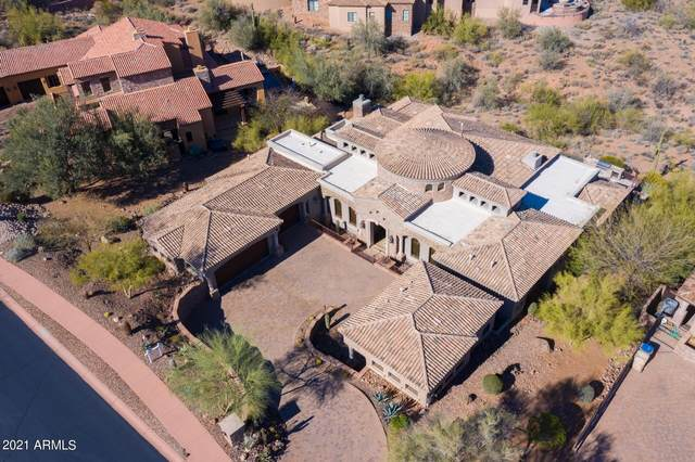 9151 N Fireridge Trail, Fountain Hills, AZ 85268 (MLS #6206961) :: The Garcia Group