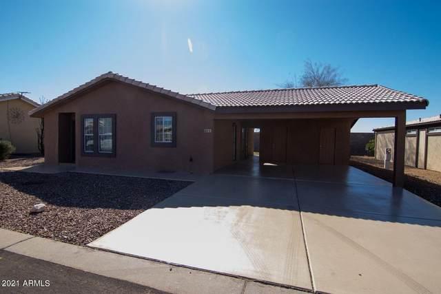 2101 S Meridian Road #65, Apache Junction, AZ 85120 (MLS #6206963) :: Midland Real Estate Alliance