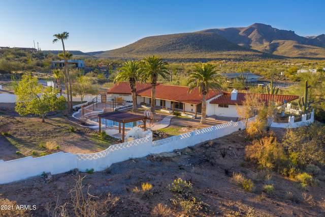 5425 E Morning Star Road, Cave Creek, AZ 85331 (MLS #6207027) :: Yost Realty Group at RE/MAX Casa Grande