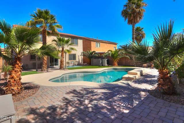 44841 W Balboa Drive, Maricopa, AZ 85139 (MLS #6207038) :: Yost Realty Group at RE/MAX Casa Grande