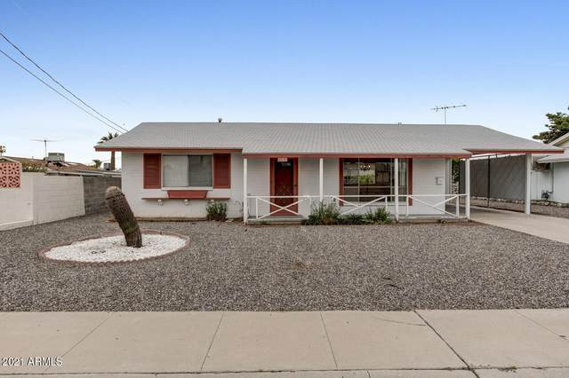10611 W Alabama Avenue, Sun City, AZ 85351 (MLS #6207065) :: Yost Realty Group at RE/MAX Casa Grande
