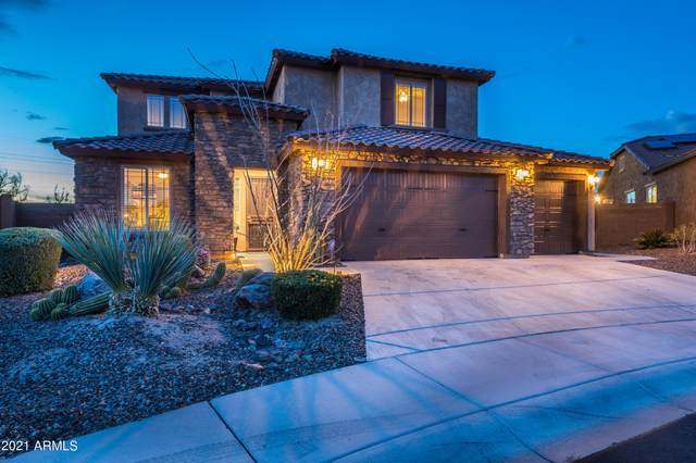 5626 E Desert Forest Trail, Cave Creek, AZ 85331 (MLS #6207079) :: The Daniel Montez Real Estate Group