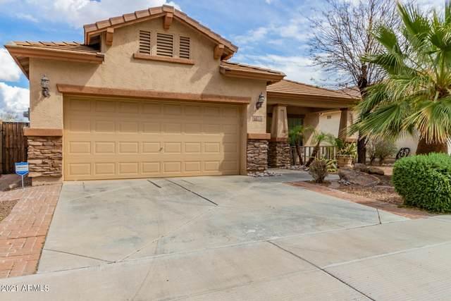 25107 N 51ST Drive, Phoenix, AZ 85083 (MLS #6207085) :: The Laughton Team