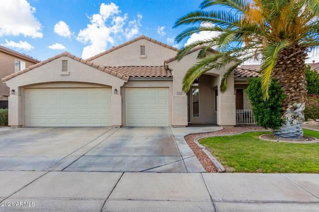 21016 N 82ND Lane, Peoria, AZ 85382 (MLS #6207177) :: The Laughton Team
