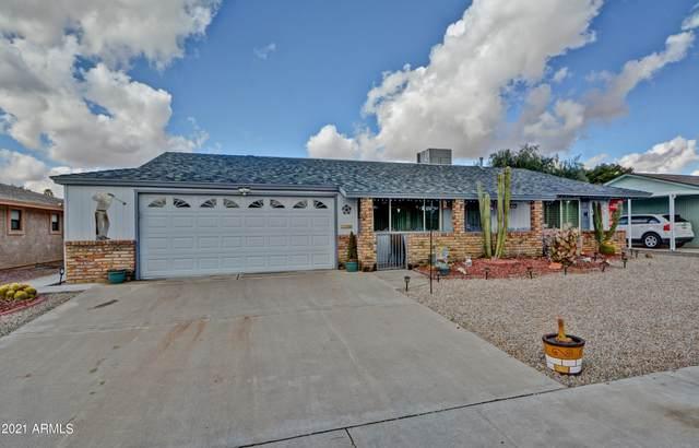 13820 N Sahara Drive, Sun City, AZ 85351 (MLS #6207183) :: The Luna Team