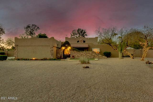 6848 E Aster Drive, Scottsdale, AZ 85254 (MLS #6207223) :: The Riddle Group