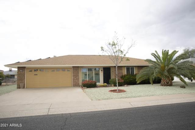 9608 W Rolling Hills Drive, Sun City, AZ 85351 (MLS #6207228) :: The Riddle Group