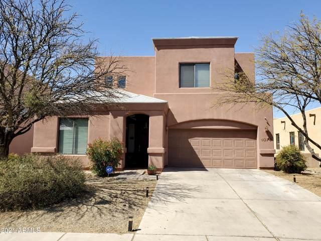 1074 Horner Drive, Sierra Vista, AZ 85635 (MLS #6207281) :: Yost Realty Group at RE/MAX Casa Grande