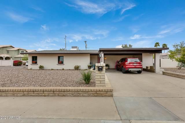 1002 E Harmont Drive, Phoenix, AZ 85020 (MLS #6207298) :: Yost Realty Group at RE/MAX Casa Grande