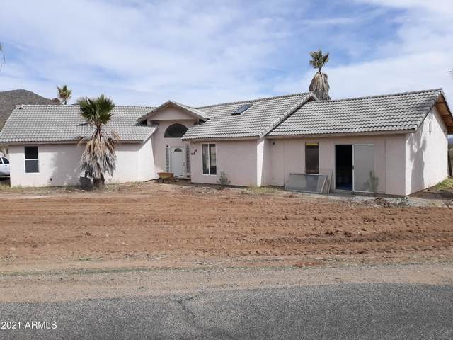 25585 S Ghost Town Road, Congress, AZ 85332 (MLS #6207306) :: Kepple Real Estate Group