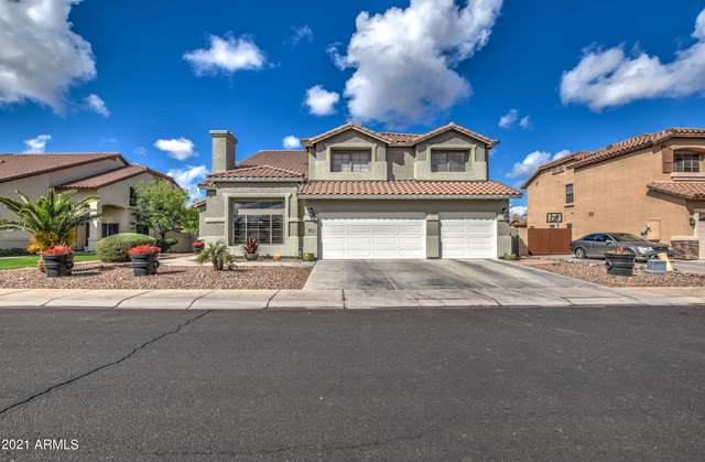 8612 S 45th Drive, Laveen, AZ 85339 (MLS #6207352) :: The Property Partners at eXp Realty